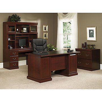 Heritage Hill Complete Executive Desk Set by OFF!