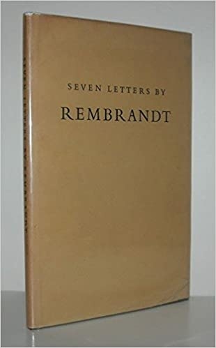 seven letters by rembrandt
