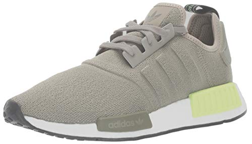 's NMD_R1 Running Shoe, Trace Cargo/Solar Yellow, 6.5 M US ()