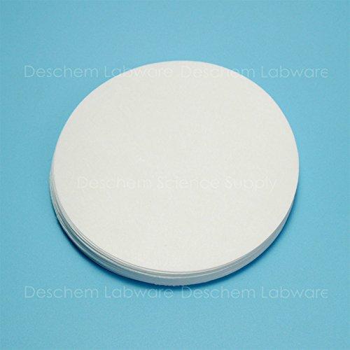Deschem 80mm,Membrane Filter,0.45um,Made By Nylon 66,Outer Diameter 8CM,50 Sheet/Pack by Deschem