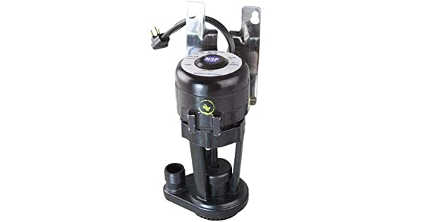 coldsupply New Compatible Manitowoc 7623063 Water Pump for Ice Machine 1 Year Replacement Warranty