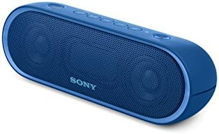 Sony XB20 Portable Wireless Speaker with Bluetooth Blue