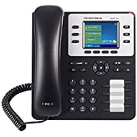 Grandstream Enterprise IP Telephone GXP2130 (2.8 LCD, POE, Power Supply Included)