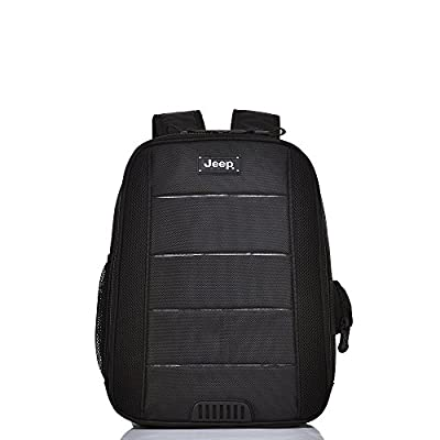 70%OFF Jeep Business Backpack Polyester for Laptop and Notebook ... 1359b77afb