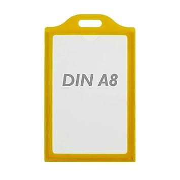 PrimeMatik - Funda de plástico para carnet de identidad ID ...