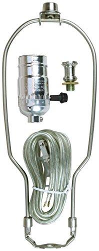 Kit Lamp Brushed Pewter