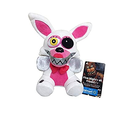 18 cm Five Nights at Freddy's White Fox Bear Soft Toy: Toys & Games