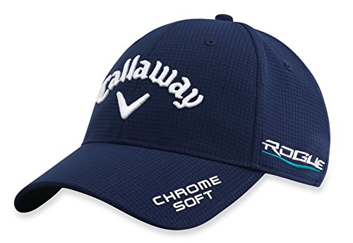 Callaway Tour Bags (Callaway Golf 2018 Tour Authentic Adjustable Hat, Navy)