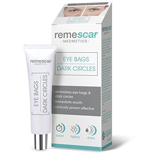 Remescar - Tränensäcke und Augenringe - Creme für Tränensäcke - Augenringe-Entferner - Tränensäcke entfernen - Sofort wirkende Tränensackbehandlung für Männer und Frauen - Straffung der Augenpartien
