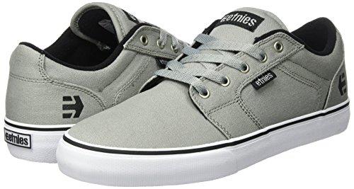 Etnies Barge Ls, Color: Grey/Black, Size: 43 Eu / 10 Us / 9 Uk
