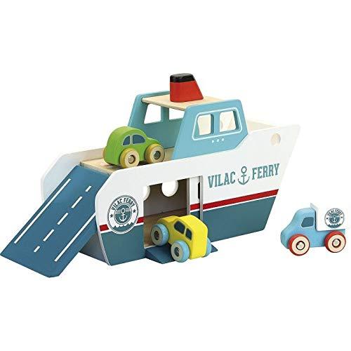 Vilac Le Ferry Vilacity 2368 Bois