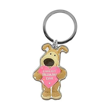 Mini Boofle Lovely Mummy Keyring Gift Cute Boofle Keyrings Gifts