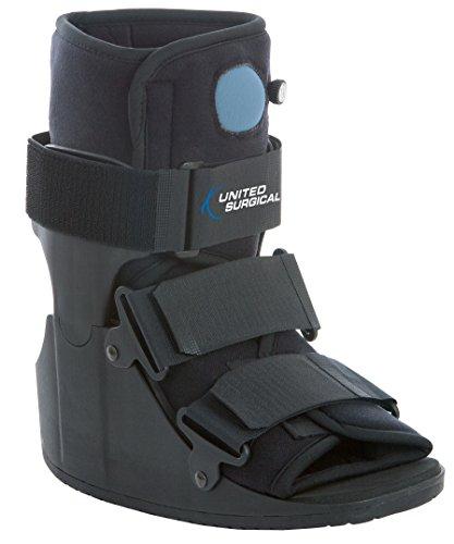 United Surgical Short Air Cam Walker Fracture Boot , Medium