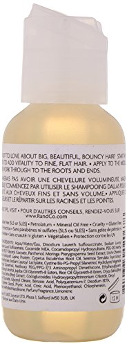 R+Co Dallas Travel Size Thickening Shampoo, 1.7 oz. by R+Co (Image #1)