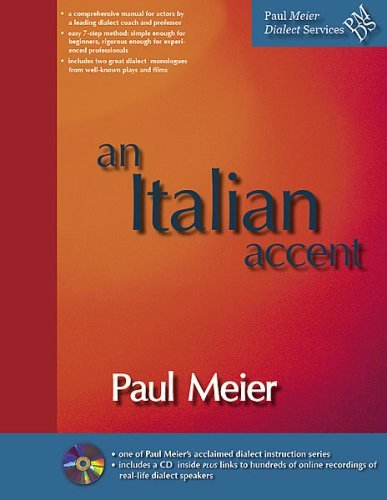 An Italian Accent (CD included)
