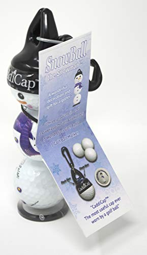 Snowman Golf Ball - Golf Balls Only Snowball The Snowman Snowball The Snowman - The Gift for Any Golfer