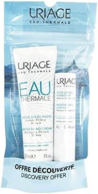 Uriage Pack Offer Hand Cream + Lip Stick