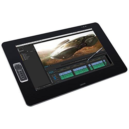 chollos oferta descuentos barato Wacom DTH 2700 Cintiq 27 QHD Touch Pantalla Creativa interactiva multitactíl de 27 QHD con lápiz de 2048 Niveles de presión Soporte doblable Opcional