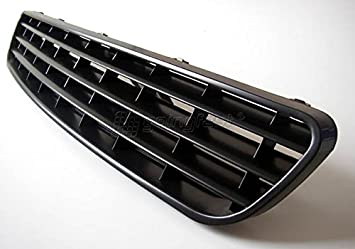 Parrilla Sport para Audi A3 8L Tuning negro sin emblema RS ...