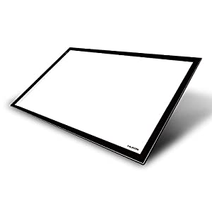 Huion inches led light box for Lightbox amazon