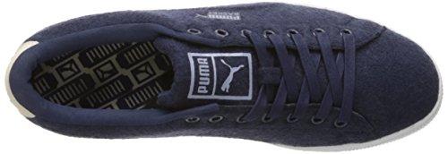 Tempest Peacoat Cestino in Sneaker da lana in con Classic 9 motivo rilievo uomo US M qpqgP
