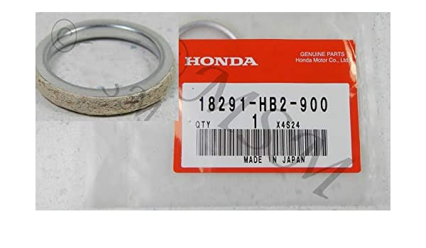 NEW OEM HONDA EXHAUST MUFFLER HEADER GASKET SEAL 5033-002