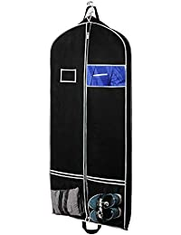 be7f74c284 Breathable Hanging Garment Bags for Travel 54