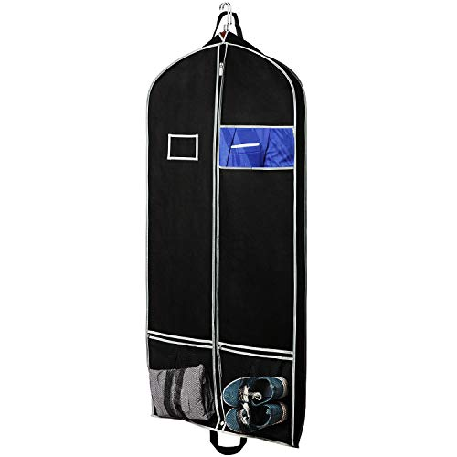 Zilink Breathable Hanging Garment Bags for Travel 54