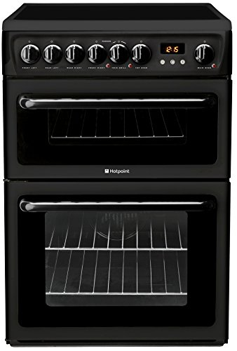 Hotpoint HAE60PS Freestanding Electric Cooker - White