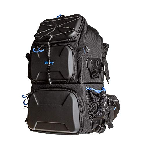Ultimaxx Extra Large Camera DSLR/SLR Backpack for Nikon, Canon, Sony, Panasonic, Pentax, Olympus, Fuji Cameras and Outdoor Hiking/Travelling Backpack with 15.6 Laptop Compartment