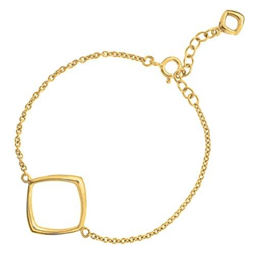 Dinny Hall - Bracelet - Argent 925 - 20.0 cm - B102-GP