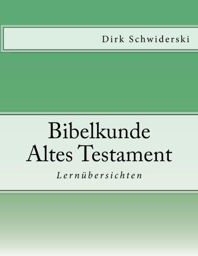 bibelkunde-altes-testament-lernbersichten