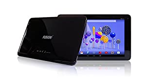 "10.1"" Fusion5 Android 7.0 Nougat Tablet PC - (MediaTek Quad-Core, GPS, Bluetooth 4.0, FM, 1280800 IPS Display, Google Certified Tablet PC) - Dec 2017 Release"