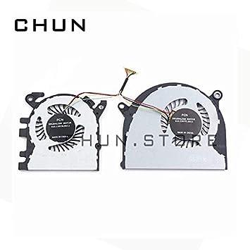 FCQLR Nuevo CPU enfriamiento Ventilador compatibles para Xiaomi mi ...