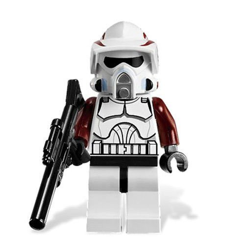 Generic goods New Lego Star Wars Elite Clone Trooper Minifig Figure ARF Minifigure Storm 9488