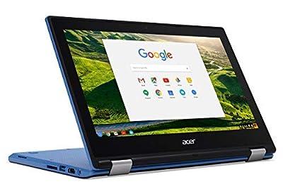 Newest Acer Chromebook 11.6-Inch HD IPS Display, Intel Celeron N3060 Dual-Core Processor, 2GB RAM,16GB SSD, WiFi, HDMI, Chrome OS (Certified Refurbished)