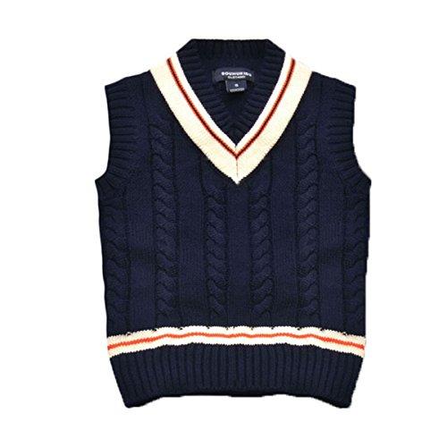 Knit Boys Vest - 9
