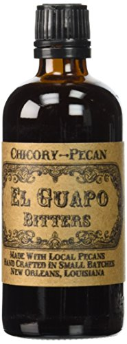 El Guapo Chicory Pecan Bitters aromatic product image
