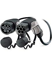 PHOENIX CONTACT Kabel do ładowania samochodów elektrycznych (Mode 3) | Typ 2 – Typ 2| 22 kW | 3-fazowy | 5 m | kabel do ładowania EV 1204207