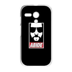 The Big Lebowski Motorola G Cell Phone Case White phone component RT_352923