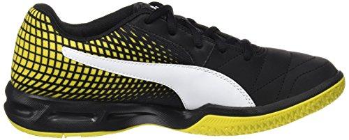 Multisport Adulte White Puma Veloz Puma puma blazing Yellow Noir Indoor Mixte Chaussures Ng Black xRwtYFp