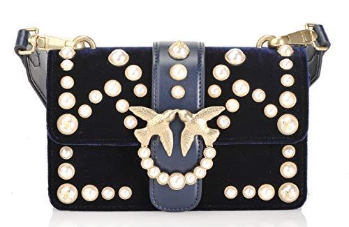 G56 Love Bag Pearls Mini 1p216ly4yc Pinko Velvet PUBYWpp