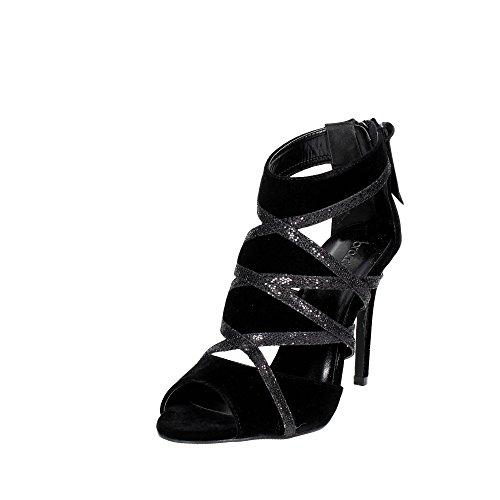 Braccialini Delle 4059 Sandalo Nero Donne UwqUzgx6HX