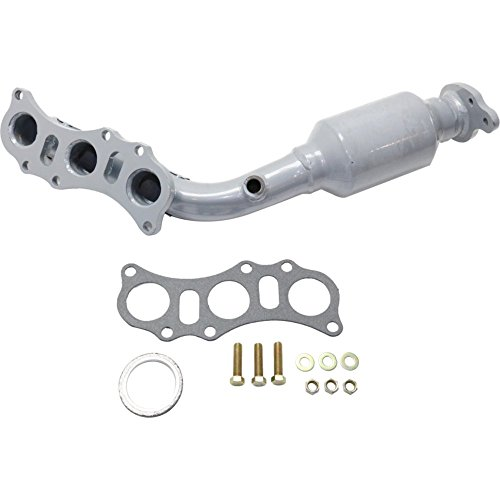 - Catalytic Converter compatible with Toyota 4Runner 03-09 Front Left Side With Exhaust Manifold