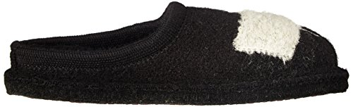 Haflinger Women's Haflinger Slipper Sheep Women's Sheep Black q4EP4w