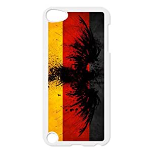 Germany Flag iPod Touch 5 Case White Phone cover V92814440