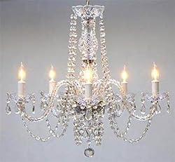 Empress Crystal (tm) Chandelier Chandeliers Lighting H25