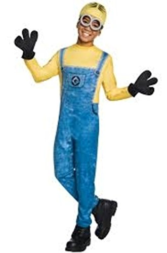 Despicable Me Minion Dave LARGE 12-14 Boys Costume Halloween Dress Up Play  sc 1 st  Costume Overload & Shop Minions Costumes for Kids: Despicable Me Halloween