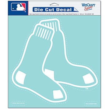 Caseys Boston Red Sox Die-Cut Decal - 8
