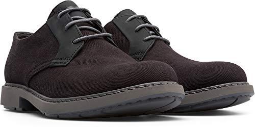 Mil Shoes Camper Dress Men 005 Black K100359 gxqwx6